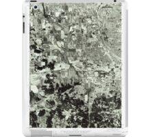 USGS Topo Map Oregon Eugene West 279829 1975 24000 iPad Case/Skin
