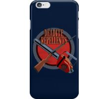 DEADITE REPELLENTS iPhone Case/Skin