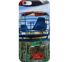 The view from the cabin ferris wheel iPhone Case/Skin