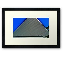 San Francisco State University, Architecture Framed Print