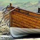 wooden fishing boat. 1 by easy197777