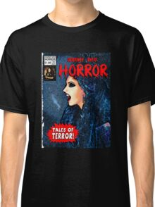 Journey into Horror Classic T-Shirt
