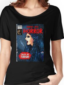 Journey into Horror Women's Relaxed Fit T-Shirt