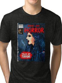 Journey into Horror Tri-blend T-Shirt