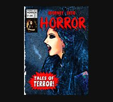 Journey into Horror Women's Fitted Scoop T-Shirt