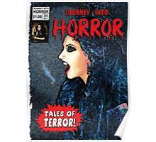 Journey into Horror Poster