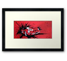 250GTO #21 Painting Framed Print