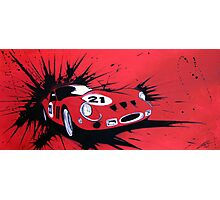 250GTO #21 Painting Photographic Print