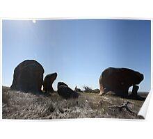 Murphy's Haystacks, SA Poster