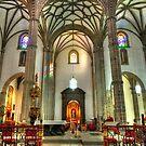 Santa Ana Cathedral, Las Palmas by Hans Kool