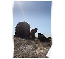 Murphy's Haystacks I, SA Poster