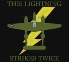 P38 Lightning by Blayde
