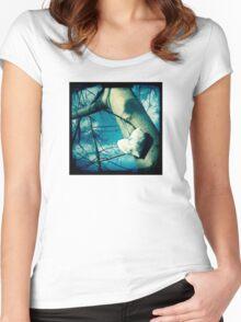 High heart Women's Fitted Scoop T-Shirt