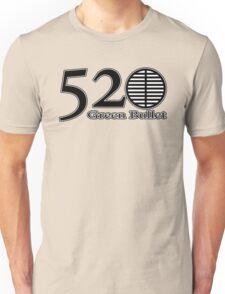 520 Green Bullet Grill Unisex T-Shirt