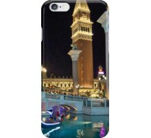 Venice In Nevada iPhone Case/Skin