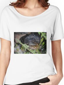Snapping Turtle Women's Relaxed Fit T-Shirt
