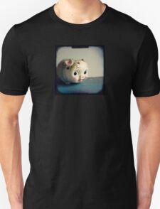 Pretty piggy - vintage china piggy bank photograph Unisex T-Shirt