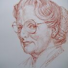 #45 Mrs Doubtfire by Hidemi Tada