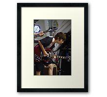 """Angus""  Framed Print"