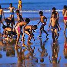 Beach boys by Dinni H