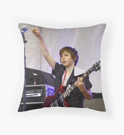 Lead Throw Pillow