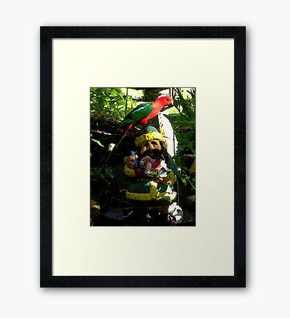 BUY NOW FOR CHRISTMAS lol Framed Print