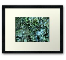 """Illusion of Speed"" Framed Print"