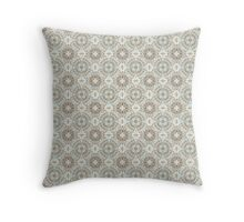 Autumn Colors Pretty Pattern Throw Pillow