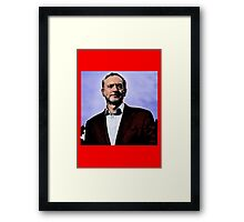 Jez Corbyn, Labour leadership, 2015. Framed Print