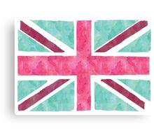 Cool Britannia Canvas Print