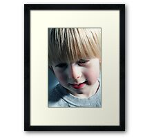 Sunshine Superman Framed Print