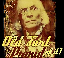 Old Fart and proud of it! (poster) by TheMaker