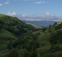 Smardale Gill viaduct - Cumbria by Matt Stonier