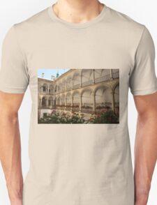 Italian Courtyard T-Shirt