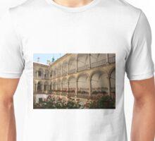 Italian Courtyard Unisex T-Shirt