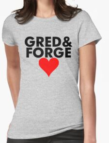 Gred and Forge Womens Fitted T-Shirt