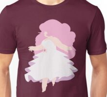 Floating Rose Unisex T-Shirt