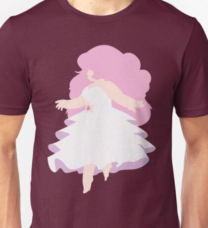 Floating Rose Unisex T-Shirt