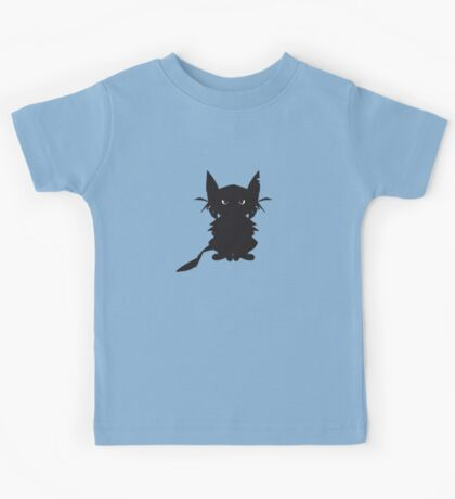 FakeFate Kitty Cat Kids Tee