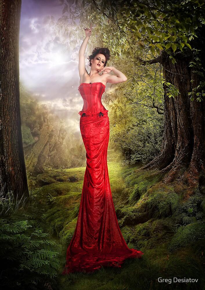 Forest Symphony by Greg Desiatov