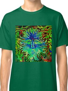 Psychedelic Sunshine Classic T-Shirt