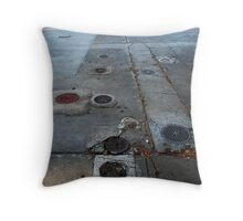 Station Generations Throw Pillow