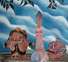 Mosaic Flea Market by linmarie