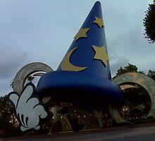 Disneyworld by Ethar Hamid
