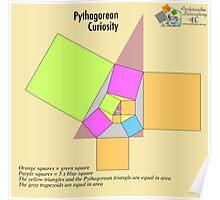 Pythagorean Curiosity Poster