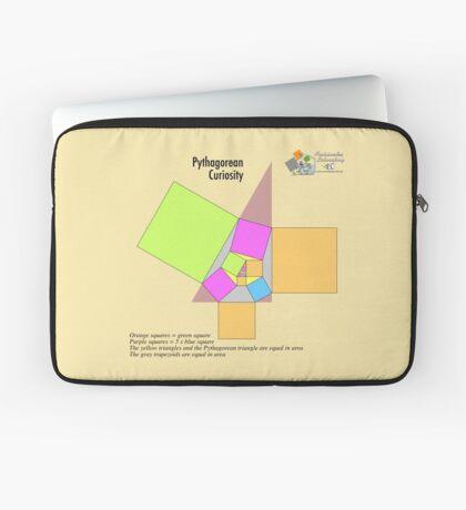 Pythagorean Curiosity Laptop Sleeve