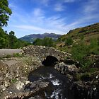 ASHNESS BRIDGE LAKE DISTRICT by Phil  WEBB