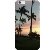 CaliSunSet! iPhone Case/Skin