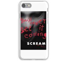 Scream TV Show iPhone Case/Skin