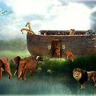 Disembarking The Ark by Vanessa Barklay